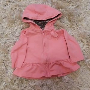 Carters Baby Girl Sweatshirt 3m